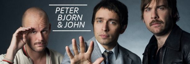 Buy your Peter Bjorn and John tickets