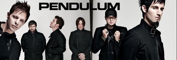 Buy your Pendulum tickets