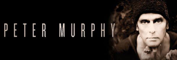 Buy your Peter Murphy tickets