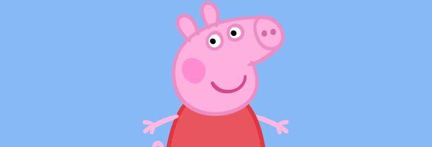 Billet Peppa Pig