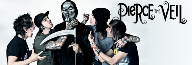 Buy your Pierce The Veil tickets