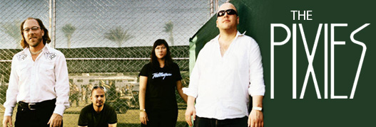 Buy your Pixies tickets