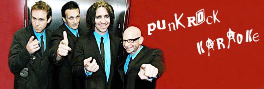 Buy your Punk Rock Karaoke tickets