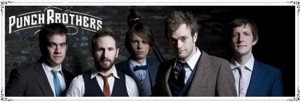 Buy your Punch Brothers tickets