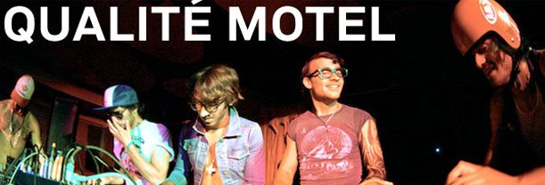 Buy your Qualité Motel tickets
