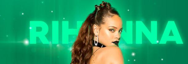 Billet Rihanna