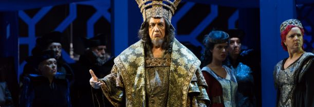 Billet Rigoletto de Verdi