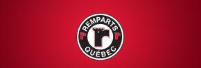 Billet Remparts de Québec
