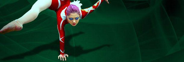 Billet Cirque du Soleil - Saltimbanco