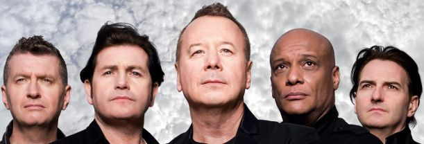 Billet Simple Minds