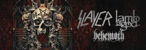 Slayer Laval 2018 ticket - 30 May 17h00