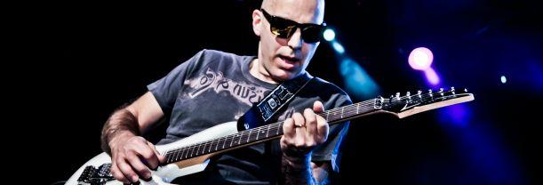 Buy your Joe Satriani tickets