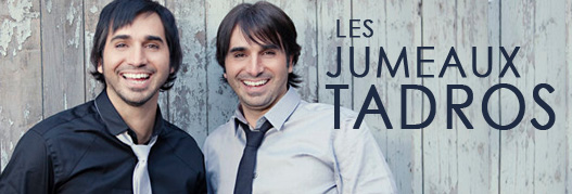 Buy your Les Jumeaux Tadros tickets