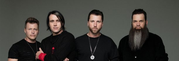 Buy your Three Days Grace tickets