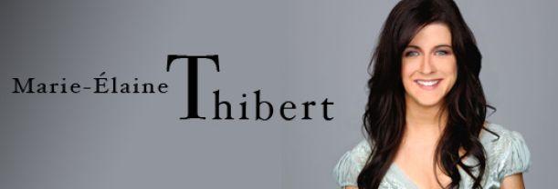 Buy your Marie-Elaine Thibert tickets