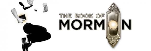 Billet The Book of Mormon