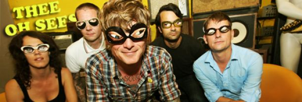Buy your Thee Oh Sees tickets