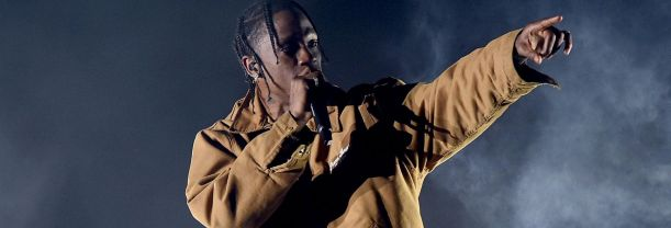 Travi$ Scott Montreal 2019 ticket -  5 March 20h00