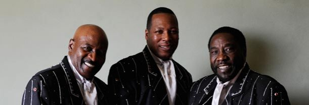 Billet The O'Jays