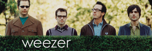 Buy your Weezer tickets