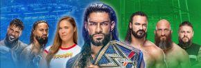 Billet WWE Montréal 2017 -  5 août 19h30