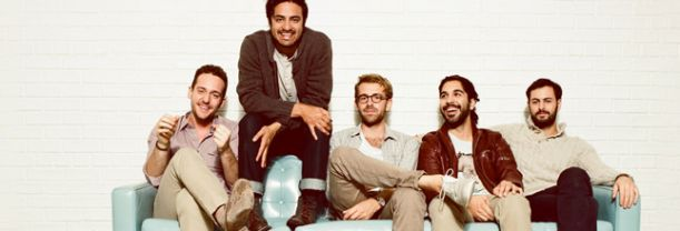 Billet Young The Giant