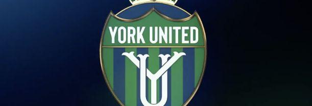 Billet York United FC