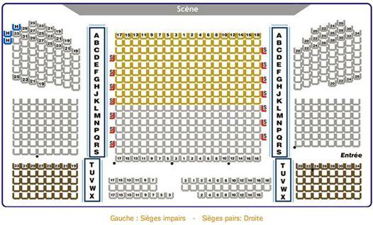 Théâtre Le Patriote